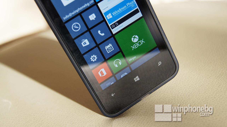 Nokia Lumia 620 hardware