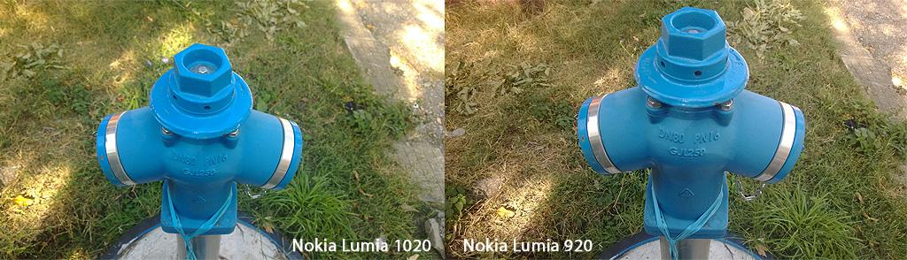 Lumia 1020 vs Lumia 920