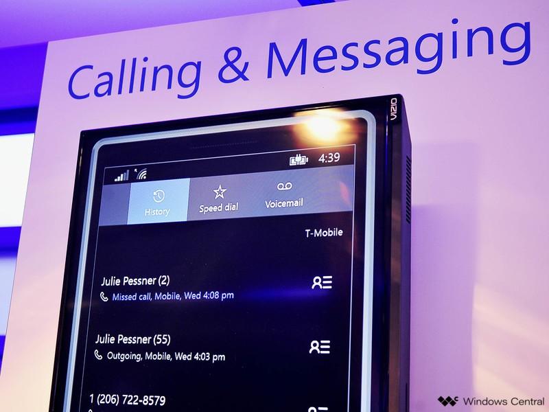 Skype Messaging Windows 10 phone